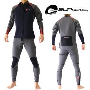 スプリーム ウェットスーツ メンズ 1.5mm SUP用 ジャケット|zero1surf