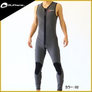 スプリーム SUP用 ウェットスーツ メンズ ロングジョン ウエットスーツ|zero1surf
