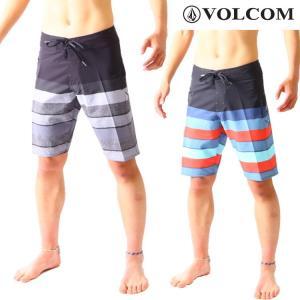Volcom ボルコム サーフパンツ ボルコム ボードショーツ メンズ 水着 LIDO LINEY MOD 21 モデル Volcom Mens Boardshorts|zero1surf