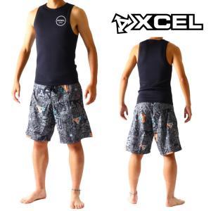 エクセル ウェットスーツ メンズ ベスト ウエットスーツ サーフィンウェットスーツ Xcel Wetsuits|zero1surf