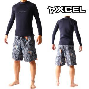 エクセル ウェットスーツ メンズ 長袖タッパー ウエットスーツ サーフィンウェットスーツ Xcel Wetsuits|zero1surf