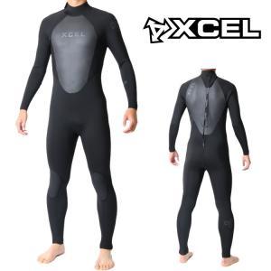 エクセル ウェットスーツ メンズ 3×2mm フルスーツ ウエットスーツ サーフィンウェットスーツ Xcel Wetsuits|zero1surf