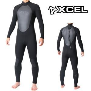 エクセル ウェットスーツ メンズ 5×4mm フルスーツ ウエットスーツ サーフィンウェットスーツ Xcel Wetsuits|zero1surf