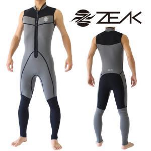 ZEAK WETSUITS ジークウェットスーツ タフライン メンズ ロングジョン ウエットスーツ|zero1surf