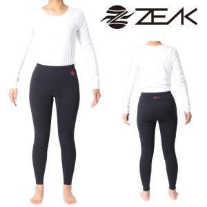 ZEAK(ジーク) ウェットスーツ レディース 女性用 ロングパンツ ウエットスーツ サーフィン ウェットスーツ ZEAK WETSUITS|zero1surf