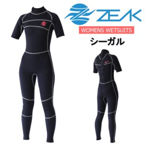 ZEAK WETSUITS ジークウェットスーツ サーフライ...