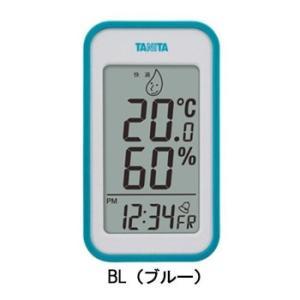 TANITA タニタ デジタル温湿度計 TT-559 BL・TT-559-BL|zerocon