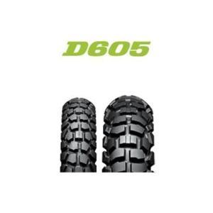ダンロップタイヤ(DUNLOP)Buroro(ブロロ) D605F(フロント)70/100-19 4...