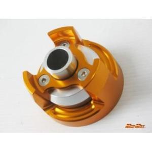 マフラーエンドキャップ ゴールド MAD MAX(マッドマックス) PCX125(JF28)※JF2...