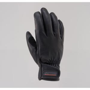 HBG-009ゴートスキングローブ スタンダードタイプ ブラック Lサイズ DAYTONA(デイトナ)|zerocustom