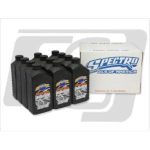 ヘビーデューティーオイル シングル50【1ケース売り】 SPECTRO(スペクトロ)|zerocustom