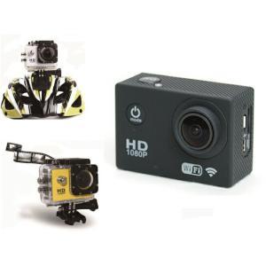 H264 フルHD スポーツビデオカメラ ブラック MAD MAX(マッドマックス) zerocustom