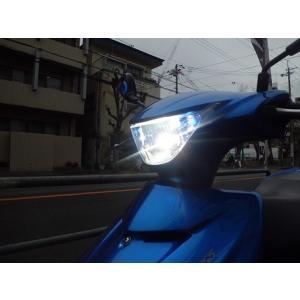 アドレスV125S(L0) new LEDヘッドライトユニットキット 油漢(YUKAN)|zerocustom