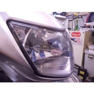 アドレスV125(ADDRESS) new LEDヘッドライトユニットキット 油漢(YUKAN) zerocustom