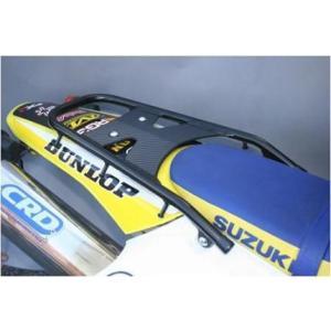 スポーツキャリア TypeS スチール製 ALPHA THREE(アルファスリー) DR-Z400SM zerocustom