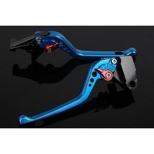 KTM 1190 RC8/R '09〜'16 アジャストレバーセット 3D レバー:ブルー   SSK(エスエスケー) zerocustom