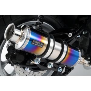 【セール特価】NMAX(エヌマックス)SE86J/2BJ-SED6J SS300ヒートチタンマフラー SP 政府認証モデル BEAMS(ビームス)|zerocustom