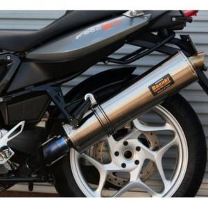 フルエキゾーストマフラー 色無 ササキスポーツクラブ(SSC) BMW F800S(型式:802EA)|zerocustom