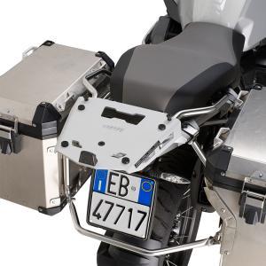 BMW R1200GS アドベンチャーLC(14〜16年) SRA5112 アルミスペシャルラック GIVI(ジビ) zerocustom