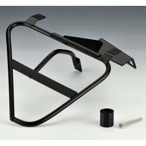 BMW R nineT サドルバッグサポート ブラック DEGNER(デグナー) zerocustom