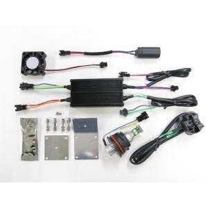 アドレスV125S(CF4MA) サイクロンシリーズLEDヘッドライトバルブ PH11タイプ PROTEC(プロテック)|zerocustom