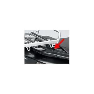 ピリオンライダーハンドルカバー YWC パールムーンストーングレー SUZUKI(スズキ純正) スカイウェイブ400(SKYWAVE)|zerocustom