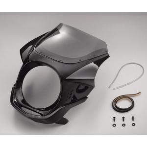 【セール特価】CB400SF Spec3/Revo(04〜13年) 汎用 ARブレーカー(ビキニカウル)ブラック 本体のみ ステー別売り DAYTONA(デイトナ)|zerocustom