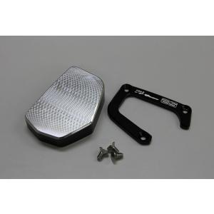 BMW R1200GS 13年〜 スタンドハイトブラケット 18mmアップ r's gear(アールズギア)|zerocustom