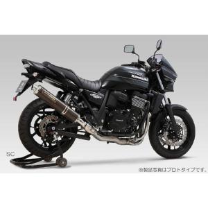 ZRX1200 DAEG(ダエグ)09年〜 スリップオンマフラー サイクロン LEPTOS SC カーボンカバー YOSHIMURA(ヨシムラ)|zerocustom