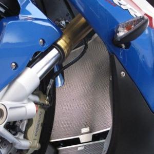 BMW S1000R チタンラジエターコアガード ササキスポーツクラブ(SSC) zerocustom