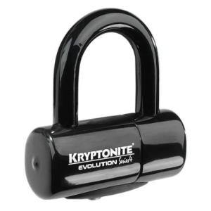 EV4 ディスクロック(ブラック) KRYPTONITE(クリプトナイト)
