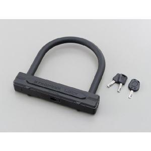 U字ロック ストロンガーロック(W154×H160mm) DAYTONA(デイトナ)|zerocustom