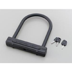 U字ロック ストロンガーロック(W154×H220mm) DAYTONA(デイトナ)