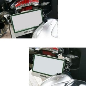 【セール特価】BMW R1200GS ヘルメットロック ブラック 左右セット KIJIMA(キジマ)|zerocustom
