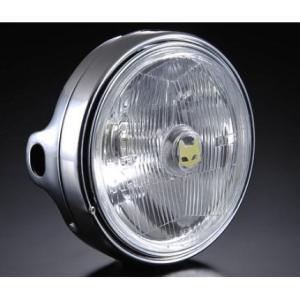 Z750FX-1 889ドライビングランプ フルキット クリアーレンズ/メッキボディ MARCHAL(マーシャル)|zerocustom