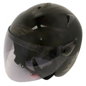 【セール特価】BIRDバードヘルメットパールブラック(G-2)フリーサイズ ジェットヘルメット DAMM TRAX(ダムトラックス)|zerocustom
