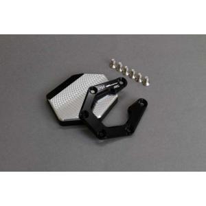 BMW K1600GTL スタンドハイトブラケット 9mmアップ r's gear(アールズギア)|zerocustom