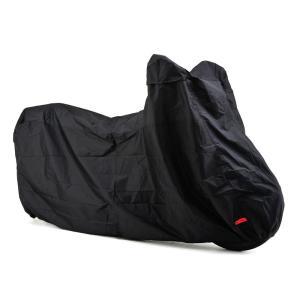 バイクカバーSIMPLE ブラック Mサイズ DAYTONA(デイトナ)|zerocustom