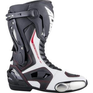 AR1 AUGI(アギ)  レーシングブーツ ブラック/ホワイト 25.5cm AUGI(アギ)|zerocustom