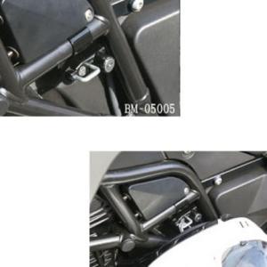 【セール特価】BMW F700GS ヘルメットロック ブラック KIJIMA(キジマ)|zerocustom
