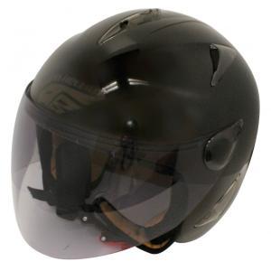 【セール特価】BIRDバードヘルメット レディース用 パールブラック(G-2)フリーサイズ ジェットヘルメット DAMM TRAX(ダムトラックス)|zerocustom