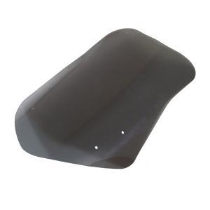 トリシティ125(TRICITY125) ロングスクリーン スモーク 560mm WORLD WALK(ワールドウォーク)|zerocustom
