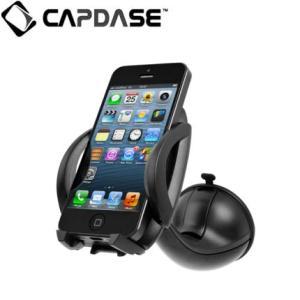 CAPDASE カーマウントホルダー・フライヤー ブラック/ブラック スマートフォン用車載フォルダー GauGau(がうがう)|zerocustom