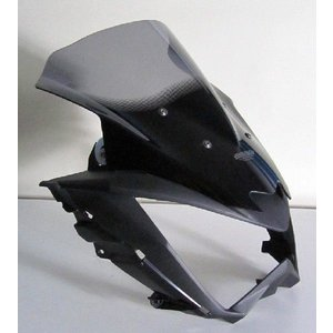 Z250(13〜14年) スクリーン レーシング MRA(エムアールエー) zerocustom