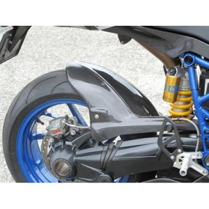 リアフェンダー ドライカーボン ササキスポーツクラブ(SSC) BMW R1200S(タイヤサイズ190/50-17)|zerocustom