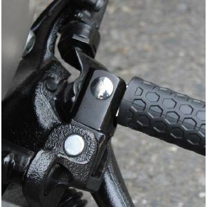 【セール特価】BOLT(ボルト)14年 ステップアップブラケット 35mm ブラック 左右セット KIJIMA(キジマ)|zerocustom