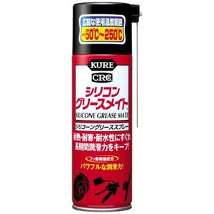 【用途】潤滑剤 【商品説明】耐熱・耐寒・耐水性に優れた潤滑剤 ●容量:180g ●有機則規制外商品 ...
