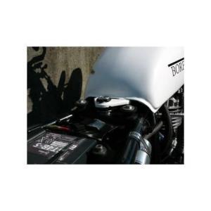 ガソリンタンクオフセット SR400 BORE-ACE(ボアエース)|zerocustom