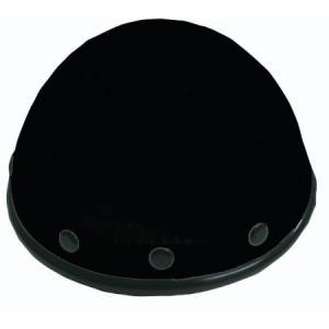 【セール特価】アニマルヘルメット ブラック 小型犬用サイズ(12cm) DAMM TRAX(ダムトラックス)|zerocustom