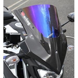 MT-25(15年) バイザースクリーン 綾織りカーボン製 スーパーコート MAGICAL RACING(マジカルレーシング)